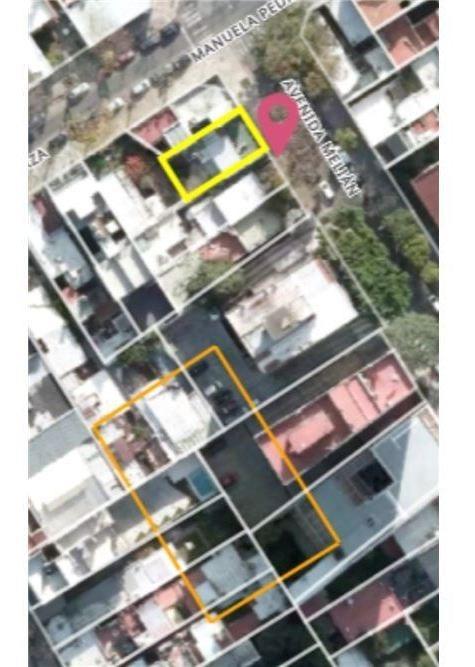 venta terreno en saavedra  650m2 vendibles