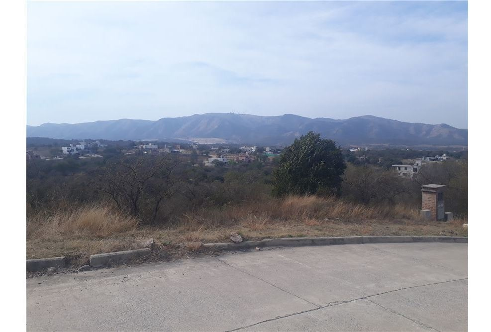 venta terreno en tierra alta - 1305 m2 -gran vista