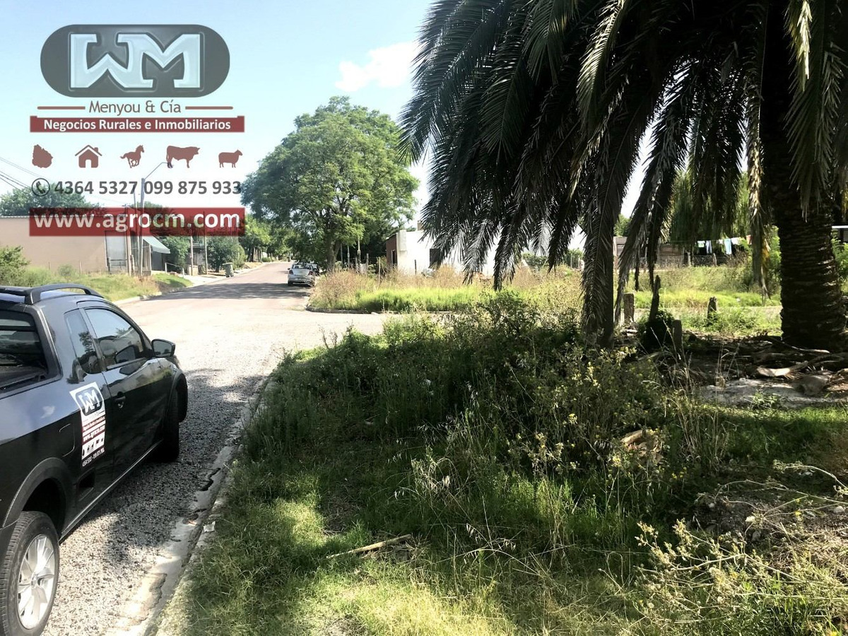 venta terreno en trinidad flores 414 m2 31 mts x 13