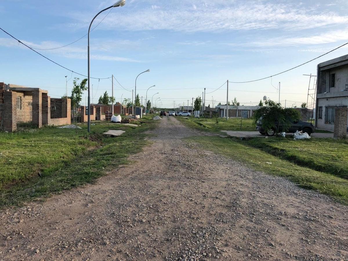 venta terreno en troncales del sur - alvear u$s 10.000 contado oportunidad