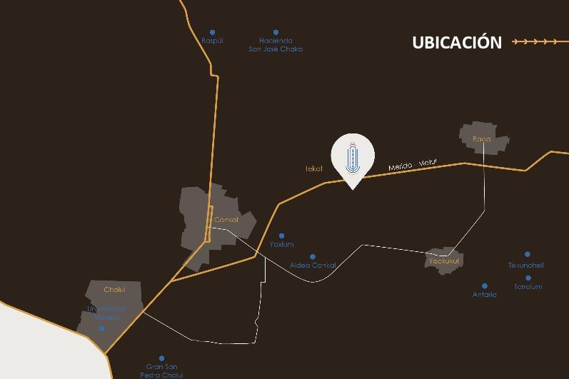 venta terreno en yucatán