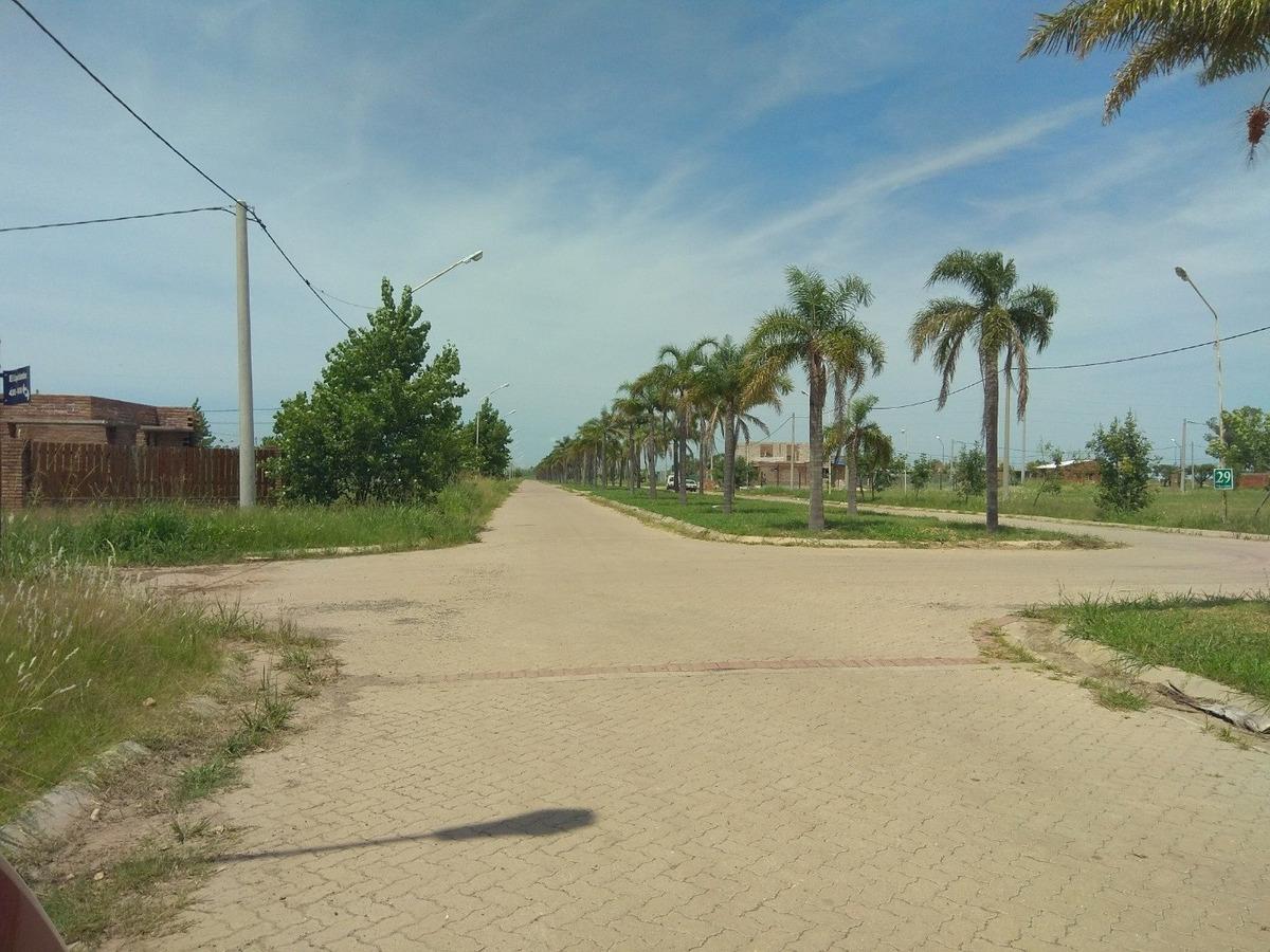venta terreno escriturado sobre boulevard - habilitacion comercial