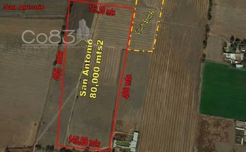 venta - terreno - guanajuato - 80000 m2