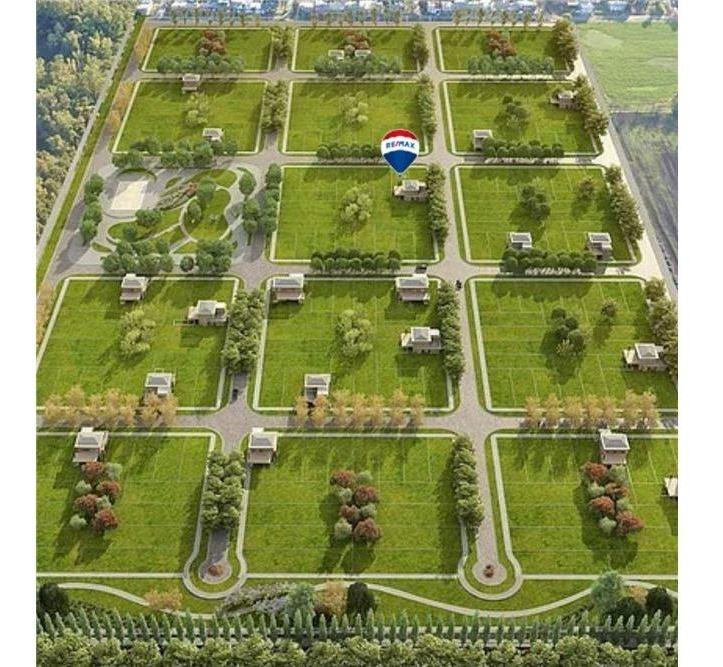 venta terreno jardinales esperanza - barrio norte