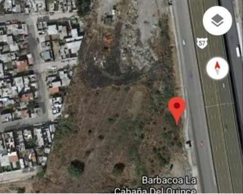 venta terreno juriquilla sobre carretera 57 slp-qro. 1.2 has