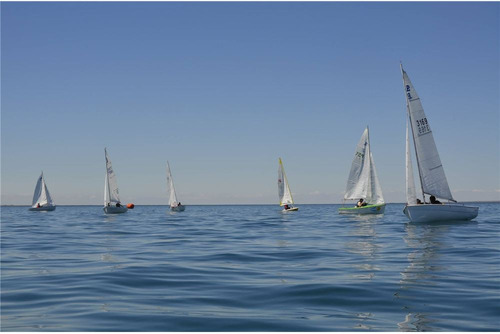 venta terreno lago mari menuco - yacht club