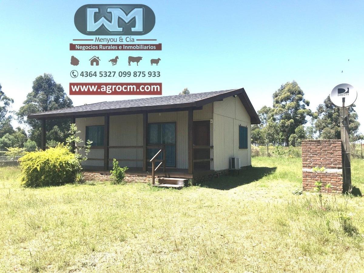 venta terreno lagos de andresito 1000 m2 cabaña 1 dormitorio