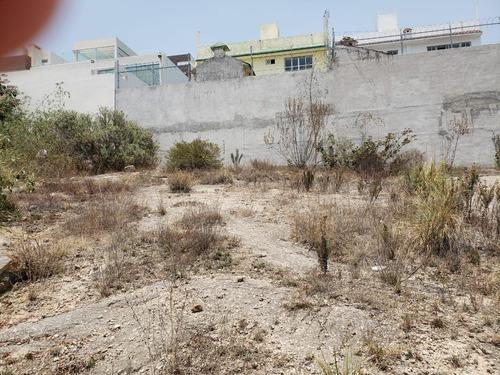 venta terreno lomas verdes  6ta seccion, 6a seccion