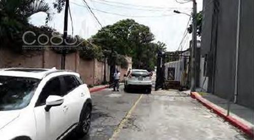 venta - terreno - morelos - 489 m2
