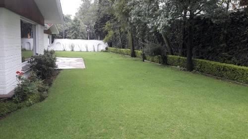 venta terreno paseo de la reforma - lomas de chaputepec