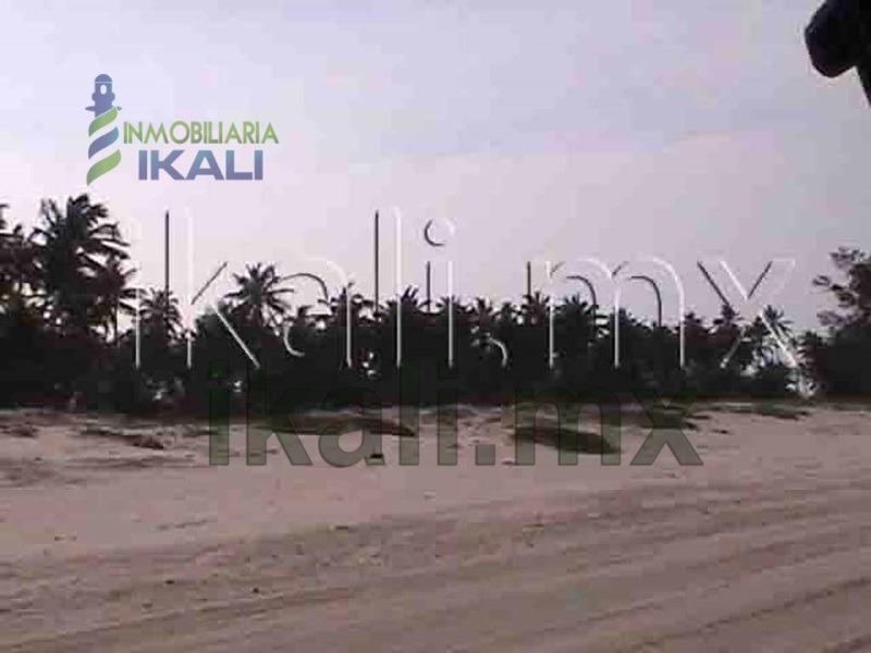 venta terreno playa 24 hectáreas tuxpan veracruz. se vende hermoso terreno de 24 hectáreas entero o en fracciones a partir de una hectárea ubicado en la playa norte de tuxpan tiene 300 metros de larg