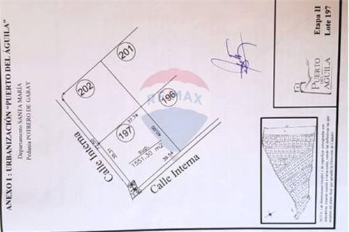 venta terreno puerto del aguila 1551 m2