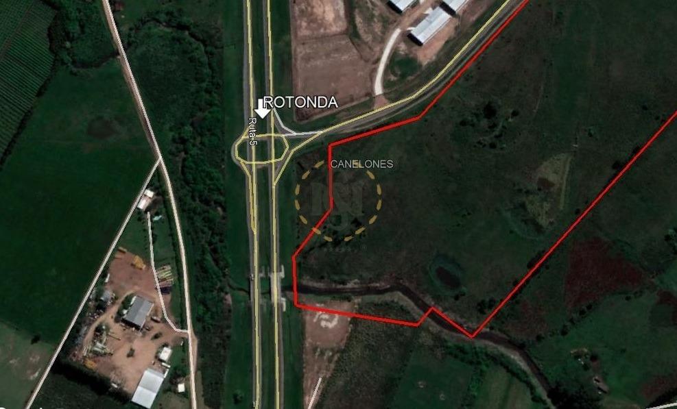 venta terreno ruta 5 zona logistica canelones
