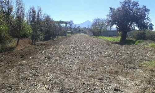 venta terreno san cosme xalostoc,tlaxcala