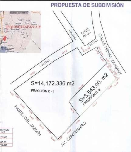 venta terreno uso habitacional
