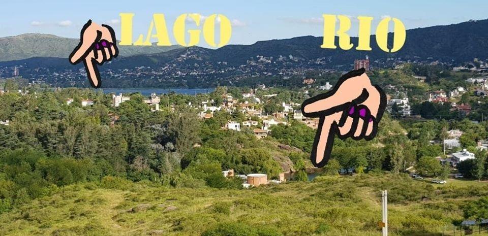 venta terreno villa del lago carlos paz