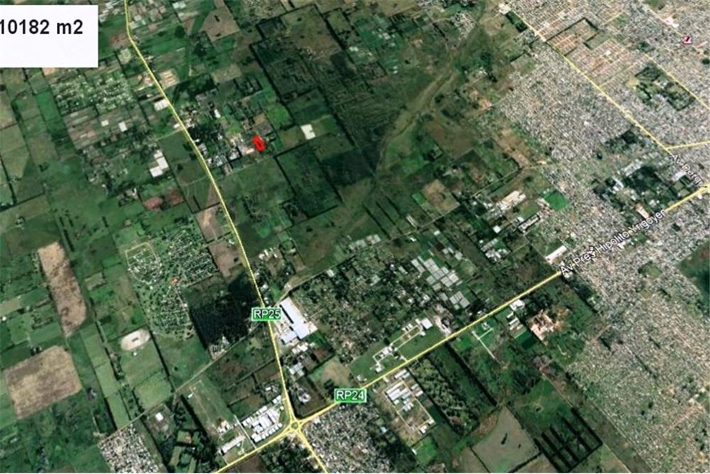 venta terreno zona industrial ruta 25, pilar