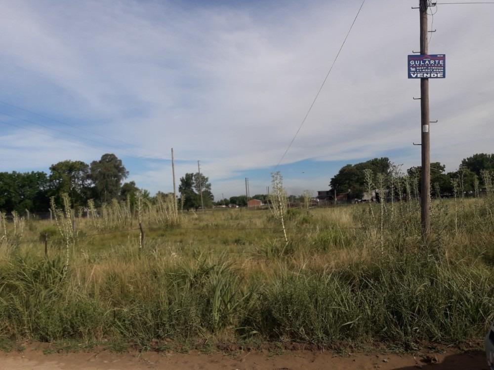 venta  terrenos en gral. rodriguez $$ en pesos
