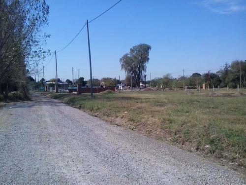venta terrenos escobar. financiado en 120 cuotas en pesos