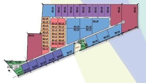 venta terrenos industriales desde 4,000m2 hasta 20,000m2