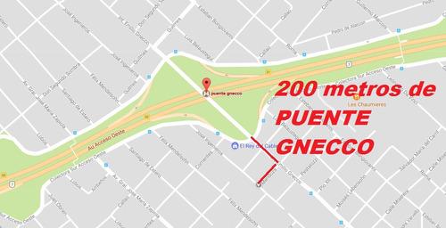 venta terrenos paso del rey 2 cuadras de autopista