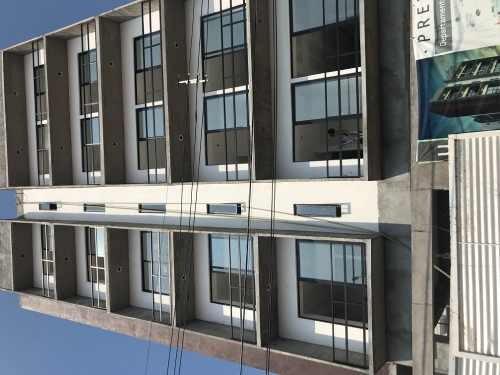venta torre de departamentos nuevos con elevador fracc virgi