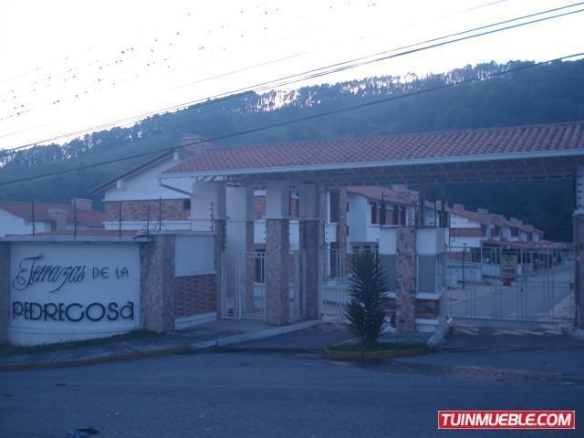 venta townhouses la pedregosa mérida cód: 19-5908 c a