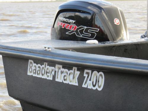 venta tracker cabinada baader track700 para trabajo