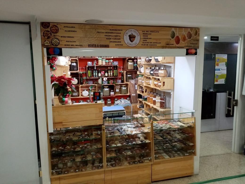 venta traspaso local negocio frutos secos especias
