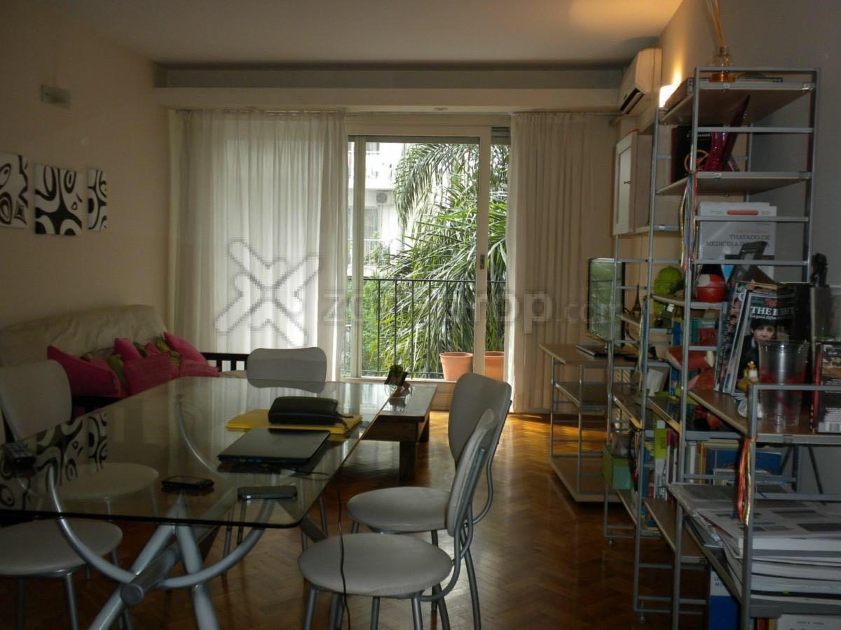 venta tres ambientes. palermo/barrio norte