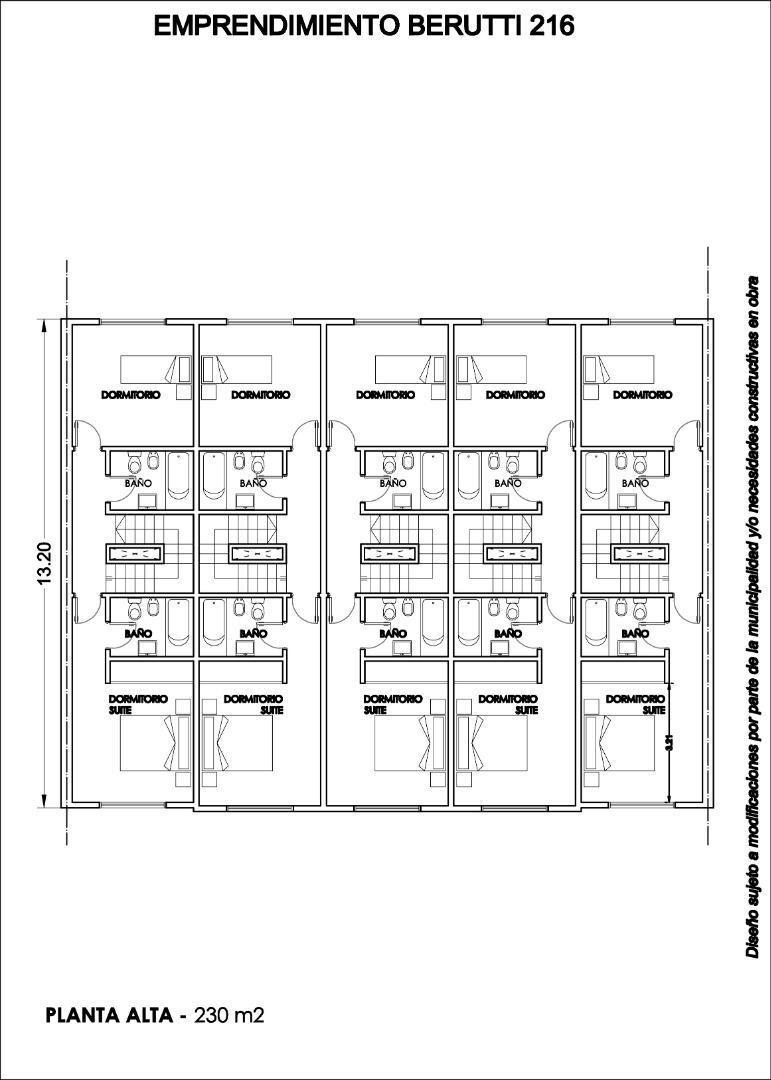 venta triplex 4 ambientes ramos mejia pozo