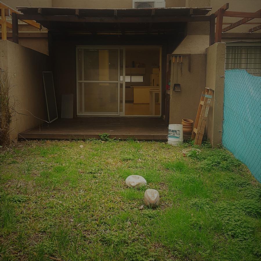 venta  tríplex de 3 dorm y playroom en condominio gral pacheco