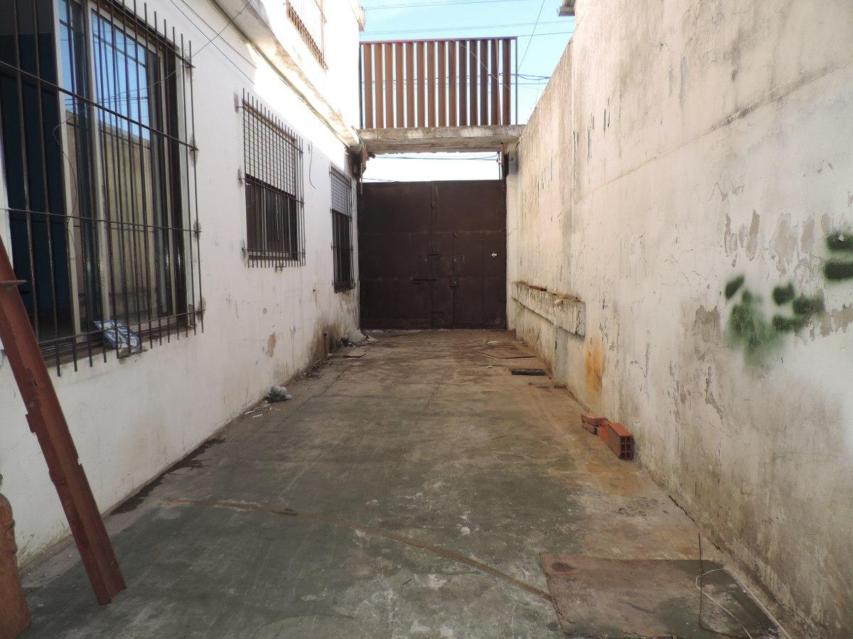 venta v. dominico galpon  con vivienda  8,66 x 60