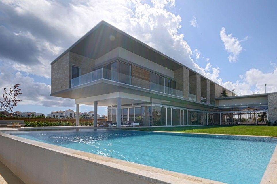 venta villa cap cana 6 hab 2700mts