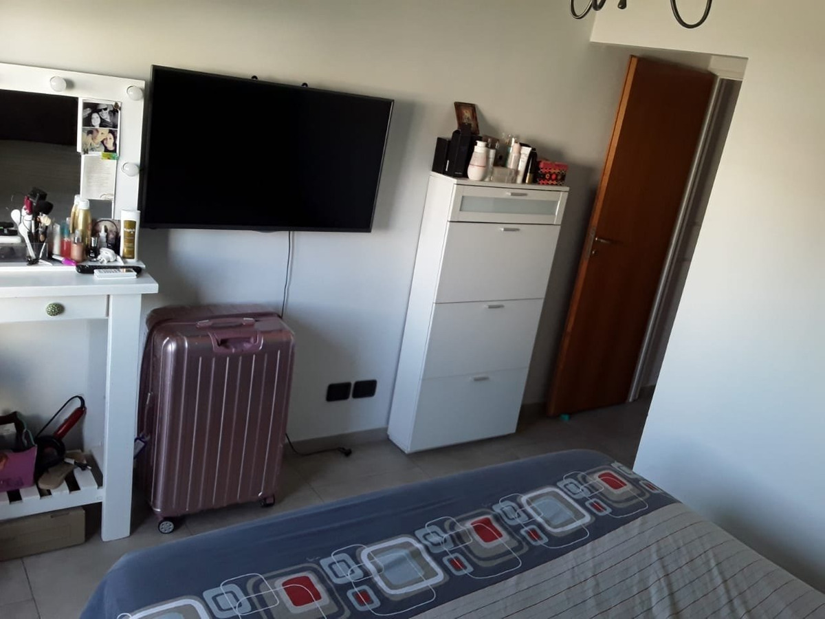 venta - villa luzuriaga - departamento 2 1/2 con balcon