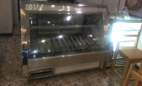 venta vitrina pasta fría o charcutería no utilizada