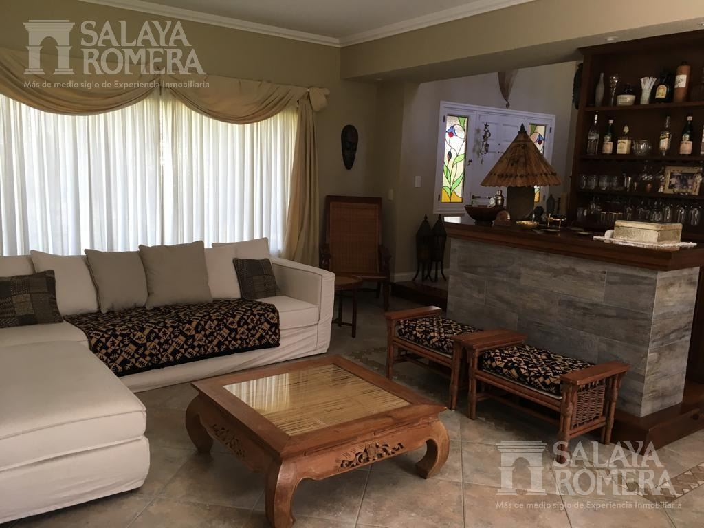 venta y alquiler - casa con muelle propio - isla santa monica