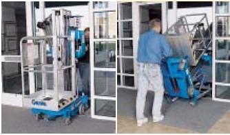 venta y alquiler elevador o manlift para trabajo en alturas