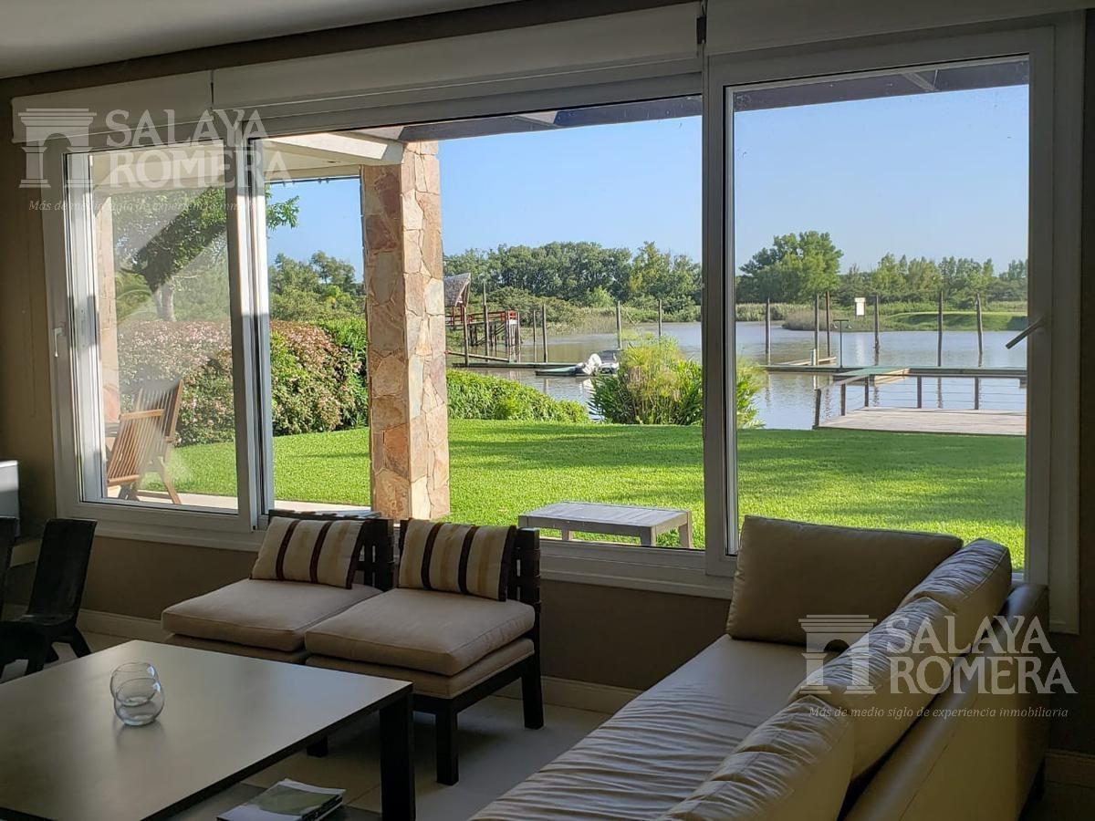 venta y alquiler - excelente casa  de 5 ambientes - isla santa monica