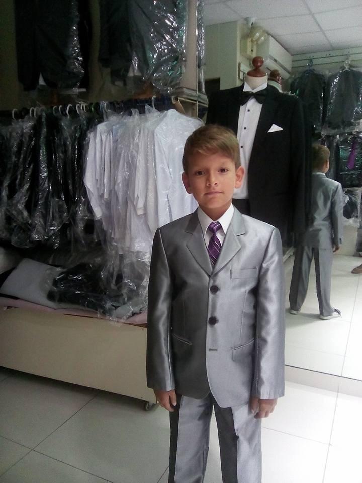 Venta Y Alquiler Ternos Para Niños Todo Tipo De Ceremonias - S  100 ... 437ab3a0716