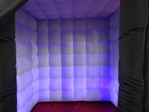 venta y arriendo de cabinas inflables led nueva