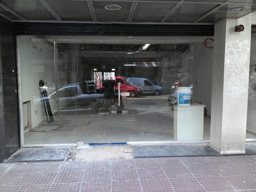 venta y coloración de vidrios templados frente de locales