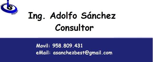 venta y consultoria sistemas (adm,cont,nom prod) y t.i.