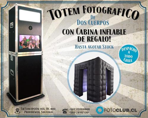 venta y fabricación de cabinas fotográficas fotoclub nuevas¡