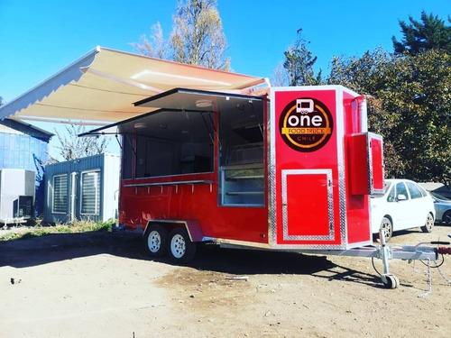 venta y fabricacion de food truck