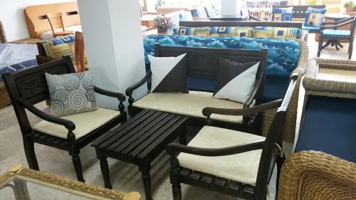 venta y fabricacion de todo tipo de muebles de madera y ratt