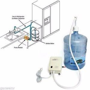 venta y instalacion de bomba de agua para neveras.