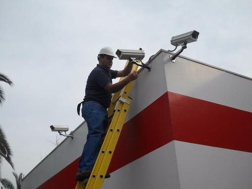 venta y instalación de cámaras de seguridad