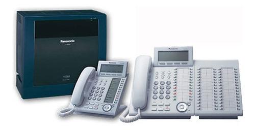 venta y programación de centrales telefónicas