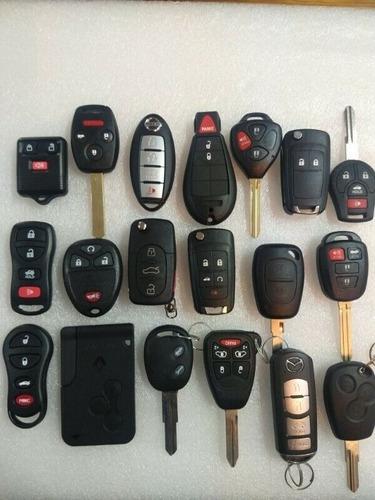 venta y programación de llaves con chip